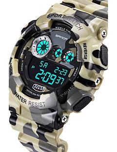 Herrn Damen Armbanduhr Einzigartige kreative Uhr Digitaluhr Sportuhr Militäruhr Kleideruhr Taschenuhr Smart Watch Modeuhr Chinesisch