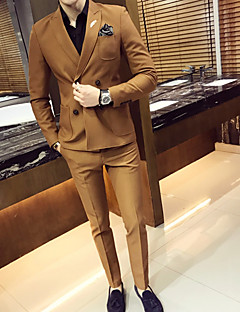 Men's Casual/Daily Casual Fall Winter Suit