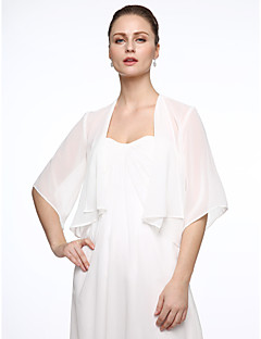 cheap -Chiffon Wedding Party/ Evening Women's Wrap Classical Feminine Style