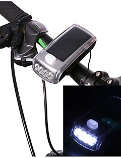 billiga Cykling-LED-lampa / Varselljus / Belysning LED LED Cykelsport Bärbar / Professionell / Quick Release Litium Batteri 200lm Lumen USB Vit Camping /