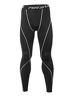 abordables -Arsuxeo Homme Collants de Course Leggings de Sport Fitness, course et yoga Evacuation de l'humidité Coupe 3D Doux Corsaire Bas Yoga