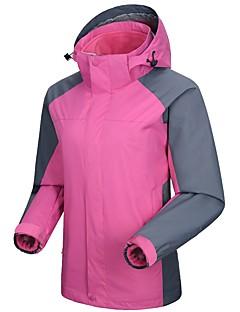 voordelige Ski & Snowboard-Dames Ski-jack waterdicht, Warm, Winddicht Skiën / Wandelen / Langlauf Chinlon Softshell jacks Skikleding