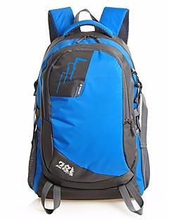 女性 バッグ ナイロン スポーツ&レジャーバッグ ジッパー のために 登山 冬 ブルー グリーン ブラック ルビーレッド イエロー