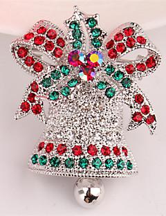 hesapli Noel Dikmeler-Tatil Yılbaşı takıları Tatil Mücevheri Gümüş Altın Krom Cosplay Aksesuarları Yılbaşı