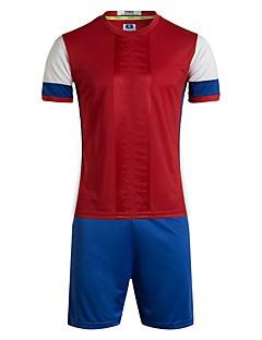 preiswerte -Herrn Fußball Sweatshirt Atmungsaktiv Komfortabel Sommer Solide Polyester Fussball