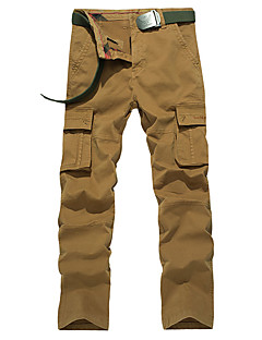 Pánské Kargo kalhoty Outdoor Nositelný Fitness Cross Country Back Country Zima Kalhoty Venkovní cvičení Multisport