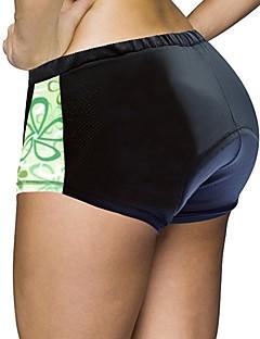 billiga Cykling-ILPALADINO Dam Undershorts till cykling / Cykelshorts Cykel Shorts / Vadderade shorts / Underdelar 3D Tablett, Snabb tork, Anatomisk
