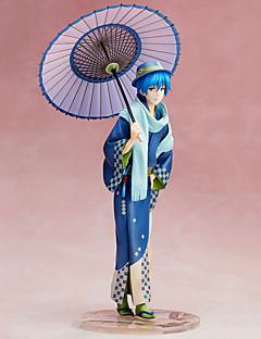 billige Anime cosplay-anime action figurer inspirert av vokaloid nigaito pvc cm modell leketøy dukke leketøy
