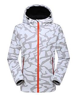 cheap Softshell, Fleece & Hiking Jackets-Men's Hiking Fleece Jacket Outdoor Winter Keep Warm Wearable Top Single Slider Running/Jogging Camping / Hiking Snow Walking Casual
