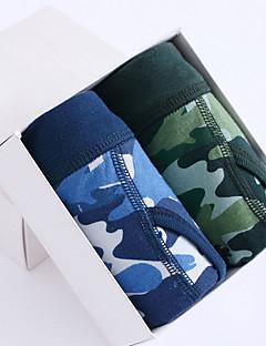 billige Undertøj og sokker til drenge-Drenge Undertøj camouflage, Bomuld Alle årstider Mikroelastisk Blå