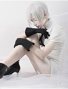 """billige Anime cosplay-Inspirert av Land av det lyse Antarcticite Anime  """"Cosplay-kostymer"""" Cosplay Klær Trykt mønster Belte Kostume Til Mann"""