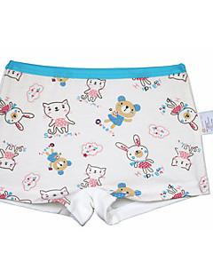 billige Undertøj og sokker til drenge-Unisex Undertøj Blomstret, Bomuld Alle årstider Blå