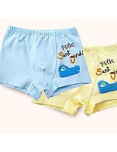 billige Undertøj og sokker til drenge-2stk Drenge Tegneserie Bomuld Undertøj og strømper