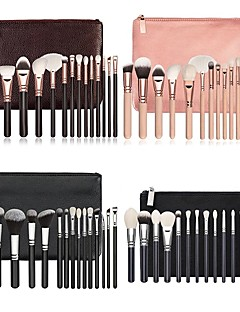 cheap -15pcs Makeup Brushes Professional Makeup Brush Set / Blush Brush / Eyeshadow Brush Synthetic Hair Eco-friendly / Professional / Soft Wood