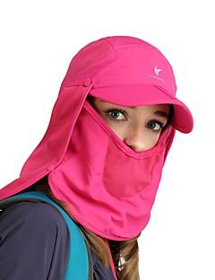 billige Clothing Accessories-VEPEAL UV-beskyttende lue Mygghette Lue med nett Ansiktsmaske hals gamasjer Vår Sommer Fort Tørring Restaurering beskyttelse Reise UPF50+