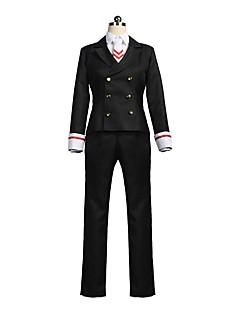 """billige Anime Kostymer-Inspirert av Cardcaptor Sakura Sakura Anime  """"Cosplay-kostymer"""" Cosplay Klær Cosplay Topper / Underdele Annen Langermet Frakk Trøye"""
