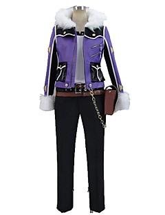 """billige Anime cosplay-Inspirert av God Eater Cosplay Anime  """"Cosplay-kostymer"""" Cosplay Klær Annen Langermet Topp Bukser Mer Tilbehør Hatt Til Herre Dame"""