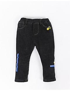 billige Drengebukser-Børn Drenge Farveblok Bukser