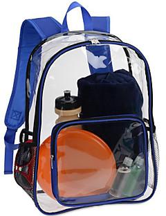 cheap Backpacks & Bags-10L Backpack Hiking Gym School Travel Rain-Proof Transparent