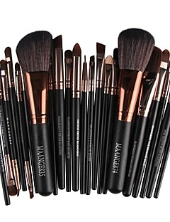cheap -22pcs Makeup Brushes Professional Make Up Nylon Eco-friendly / Travel Size Wood Professional / Portable
