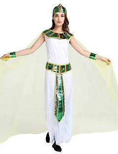 billige Halloweenkostymer-Egyptiske Kostymer Drakter Unisex Halloween Karneval De dødes dag Første april Maskerade Valentinsdag Bursdag Nytt År Barnas Dag Festival
