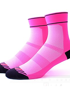 cheap Cycling Socks-Sport Socks / Athletic Socks Bike / Cycling Socks Women's Quick Dry / Anatomic Design / Wearable 1 Pair Spring, Fall, Winter, Summer