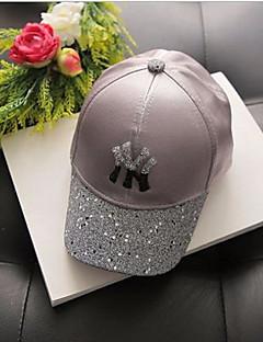 tanie Akcesoria dla dzieci-Kapelusze i czapki - Dla chłopców - Na każdy sezon - Bawełna White Black Silver Blushing Pink