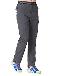 tanie Odzież turystyczna-Męskie Turistické kalhoty Na wolnym powietrzu Lekki, Szybkie wysychanie, Oddychalność Spandeks Spodnie Łowiectwo / Piesze wycieczki / Ćwiczenia na zewnątrz
