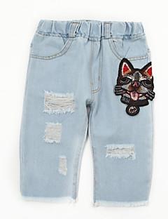 billige Jeans til drenge-Børn / Baby Drenge Patchwork Jeans
