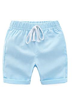 billige Drengebukser-Børn Drenge Trykt mønster Uden ærmer Shorts