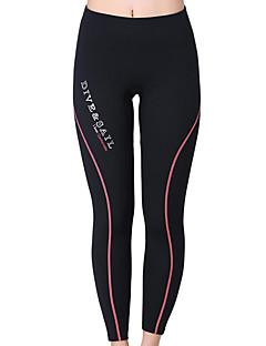 お買い得  ウェットスーツ/ダイビングスーツ/ラッシュガードシャツ-Dive&Sail 女性用 ウェットパンツ 1.5mm ボトムズ 保温, 速乾性, 抗紫外線 シュノーケリング / サーフィン / 潜水