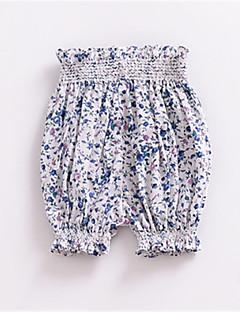 billige Babytøj-Baby Unisex Basale Ensfarvet Shorts