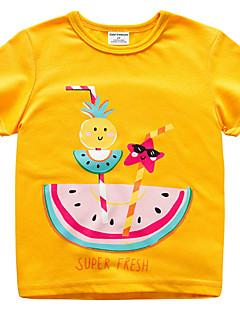 billige Babytøj-Baby Unisex Frugt Kortærmet T-shirt
