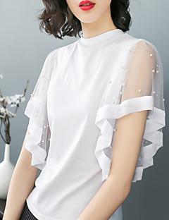 ieftine Tops-Pentru femei Tricou Afacere / De Bază - Mată