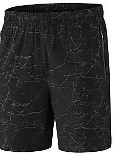 billige Herrebukser og -shorts-Herre Grunnleggende Shorts Bukser Geometrisk