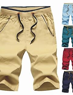 baratos Calças e Shorts para Trilhas-Homens Shorts de Trilha Ao ar livre Design Anatômico, Respirabilidade, Esticar Calças Exercicio Exterior