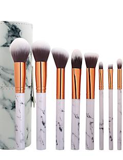 billiga Sminkborstar-10-Pack Makeupborstar Professionell Rougeborste / Eyelinerborste / Puderborste Nylon fiber Professionell / Fullständig Täckning /