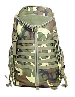 billiga Ryggsäckar och väskor-55 L Ryggsäckar - Snabb tork, Bärbar Utomhus Camping Nylon Svart, Armégrön, Khaki grön