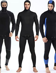 cheap Surfing, Diving & Snorkeling-Men's Full Wetsuit 3mm Diving Suit Anatomic Design Long Sleeve