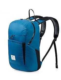billiga Ryggsäckar och väskor-Naturehike 25 L Ryggsäckar - Lättvikt, Bärbar, YKK-dragkedja Utomhus Strand, Camping, Snowboardåkning Nylon Svart, Marinblå, Grå