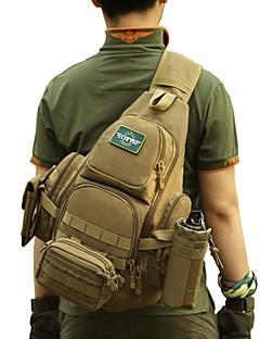 billiga Ryggsäckar och väskor-20-35 L Axelremsväska - Regnsäker, Snabb tork, Bärbar Utomhus Jakt, Camping Nylon Brun, Armégrön, Kamoflage