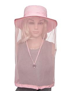 billige Clothing Accessories-Botack® Turcaps Lettvekt Pusteevne UV-bestandig Høst Rosa Dame Reise Ferie