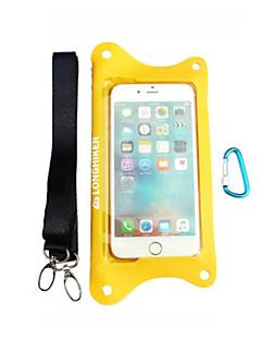 Cell Phone Bag for Mobile Phone Lightweight / Rain-Proof / Anti-Slip 5.5 inch PVC(PolyVinyl Chloride) 30 m