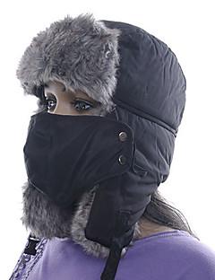 billiga Skid- och snowboardkläder-Skidor Skyddsmask mot Förorening / Hatt Herr / Dam Håller värmen Snowboard Polyester Vintersport Vinter