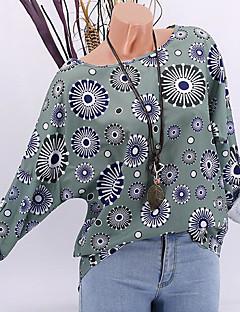 billige Skjorte-Dame - Prikker Basale Skjorte