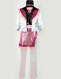 """billige Anime cosplay-Inspirert av Cosplay Cosplay Anime  """"Cosplay-kostymer"""" Cosplay Klær Spesielt design Frakk / Topp / Bukser Til Herre / Dame"""