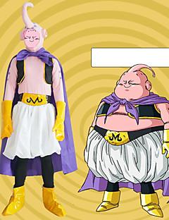 """billige Anime Kostymer-Inspirert av Dragon Ball Cookie Anime Anime  """"Cosplay-kostymer"""" Cosplay Topper / Underdele Klassisk Langermet Kostume Til Unisex"""