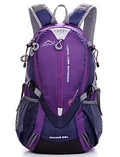 154cc73f070c Hiking Backpack 25 L - Waterproof Breathable Rain Waterproof Outdoor  Camping   Hiking Hunting Climbing Terylene Mesh Nylon Red Purple Yellow