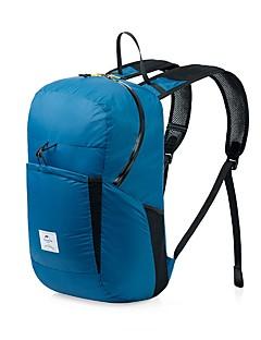 billiga Ryggsäckar och väskor-Naturehike 25 L Ryggsäckar - Lättvikt, Regnsäker, Snabb tork Utomhus Camping, Resor Nylon Svart, Blå, Grå