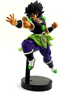 billige Anime cosplay-Anime Action Figurer Inspirert av Dragon Ball Cosplay PVC 23 cm CM Modell Leker Dukke